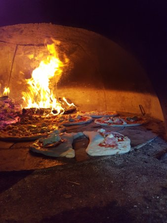 Giorgio Barcelona: Pizza horno de leña
