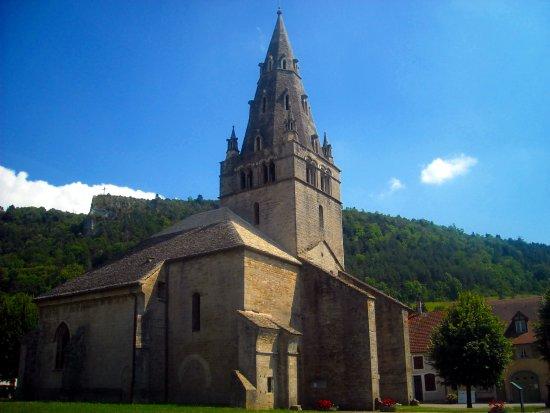 Église Notre-Dame de Mouthier-Vieillard
