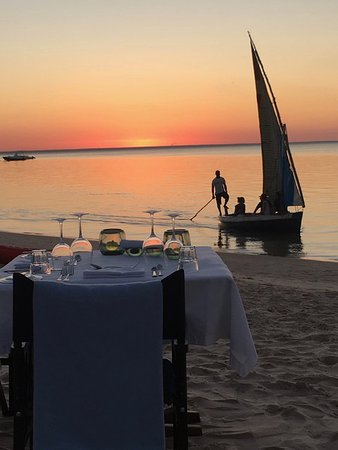 Benguerra Island, Mozambique: sunset cruise