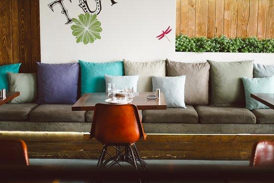 Toro Latin Gastrobar: Dining Area