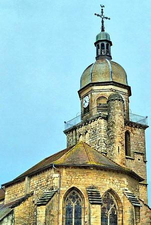 Eglise Saint-Viator de Saint-Amour