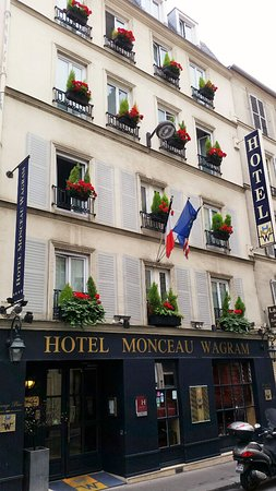 Monceau Wagram Hotel Photo