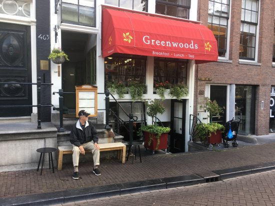 Picture Of Greenwoods Keizersgracht