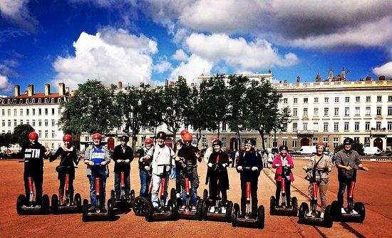 Lyon Segway Tour by ComhiC