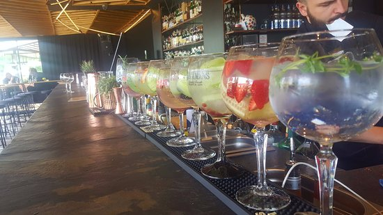 Cache Bar