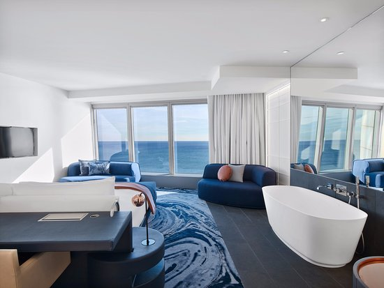 W barcelona updated 2017 prices hotel reviews for W hotel barcelona spa