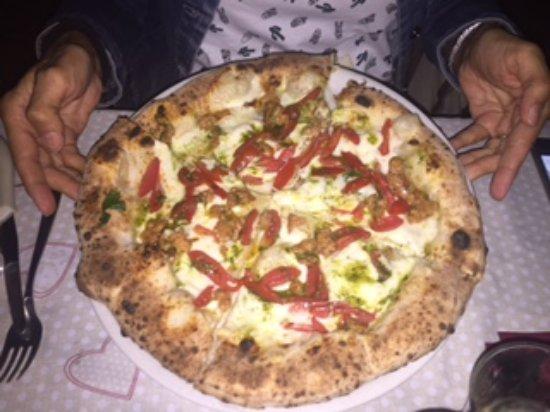 Arpaise, Italie : PIZZA