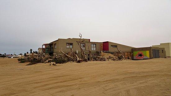 Hentiesbaai house