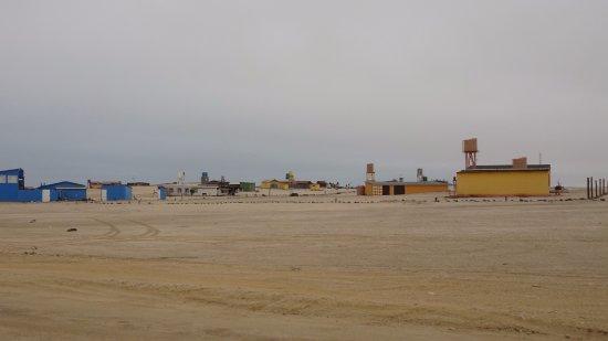 Hentiesbaai, Namibia: Wlotskasbaken