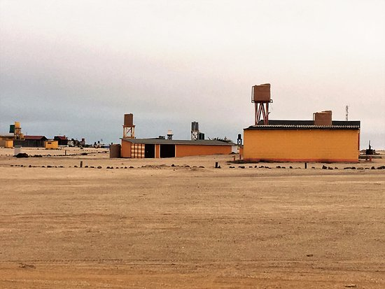 Hentiesbaai, Namibia: Wlotzkasbaken