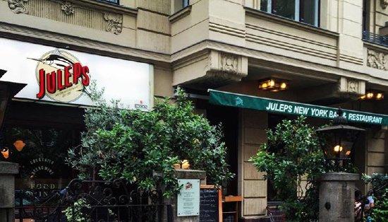 Juleps new york bar restaurant berlino distretto di charlottenburg wilmersdorf ristorante - Casa vacanza berlino ...