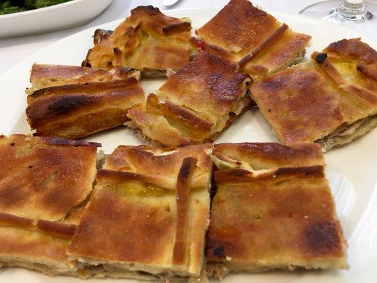El Capitán - Restaurante: Empanada de xoubas