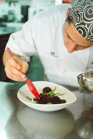 Toro Latin Gastrobar: Dish Preparation