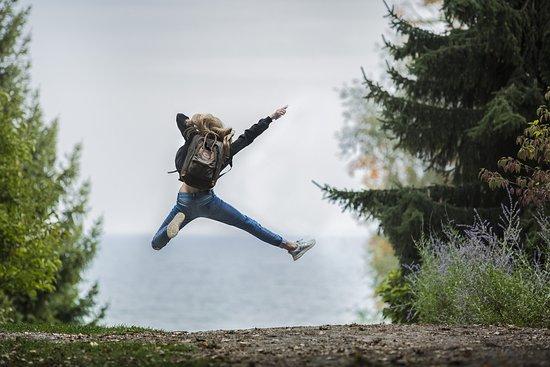 Salen, Sweden: Härlig fjällvandring i Sälen