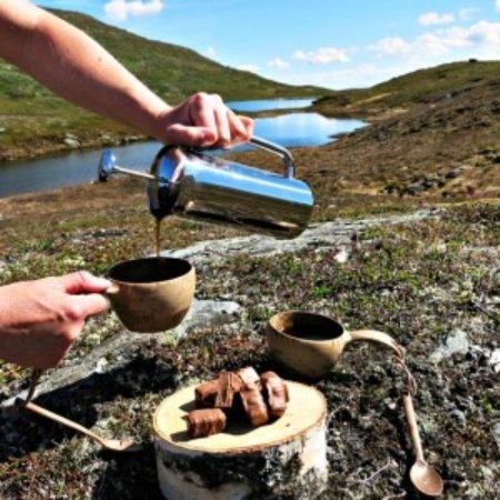 Salen, Sweden: Sälen Gastronomy Walk - en smakvandring med lokalproducerad mat