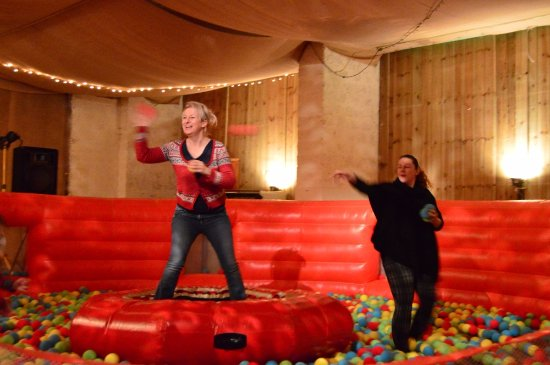 Forres, UK: Bounce on The Arena
