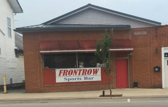 West Jefferson, OH: Front Row Sports Bar