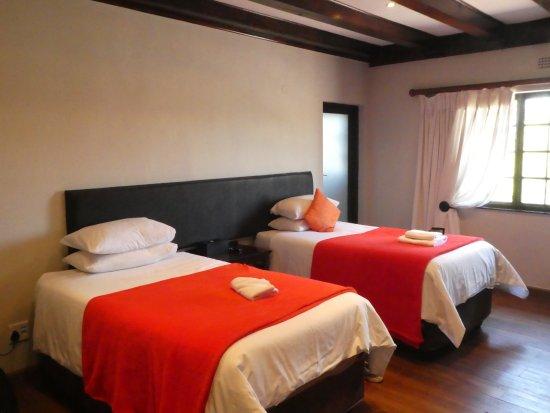 Benoni, South Africa: Twin Room, very nice!