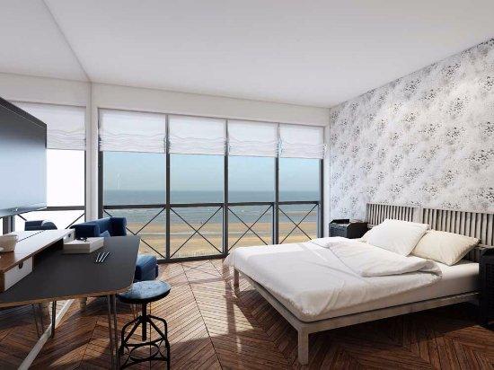 beachhouse hotel zandvoort nederland foto 39 s reviews. Black Bedroom Furniture Sets. Home Design Ideas