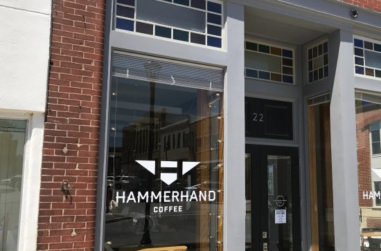 Hammerhand Coffee: In The Sunshine