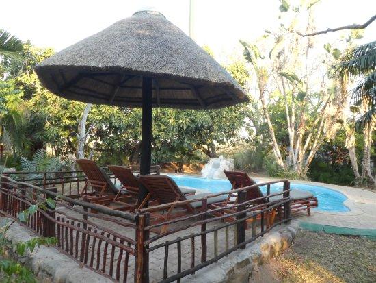 Tremisana Game Lodge: A nice pool awaits...