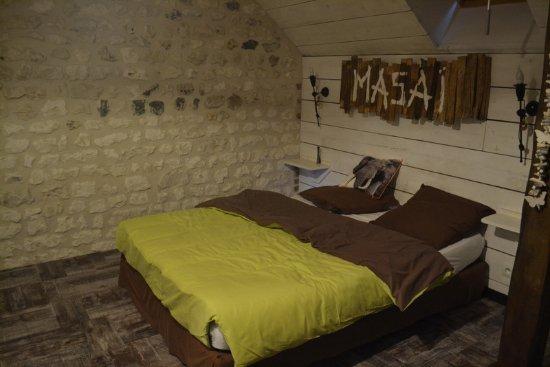 Pressagny L'Orgueilleux, France: la chambre