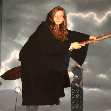 Harry Potter Fliegen