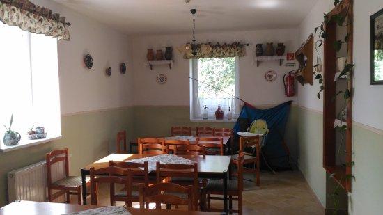 Közösségi konyha és étkező - Picture of Odon Panzio & Privat ...