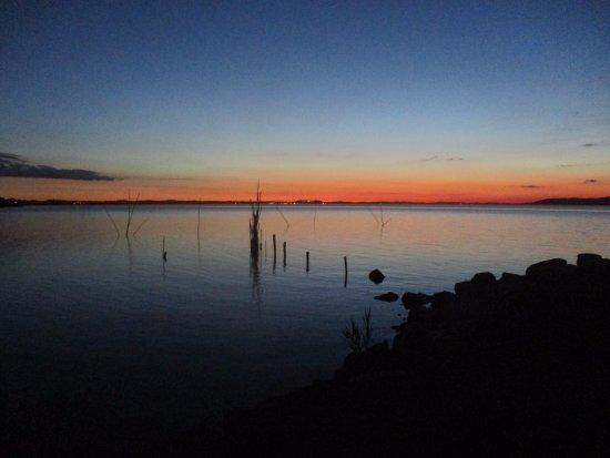 Sant'Arcangelo, Italien: tramonto...