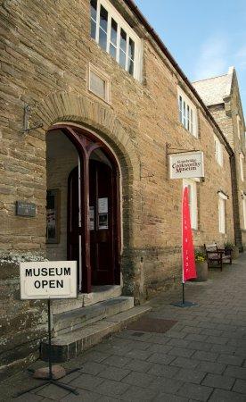 Kingsbridge, UK: Entrance to the museum