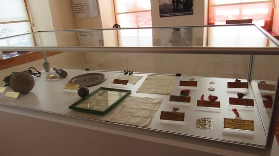 Dortyol, ตุรกี: ilk kurşun müzesi