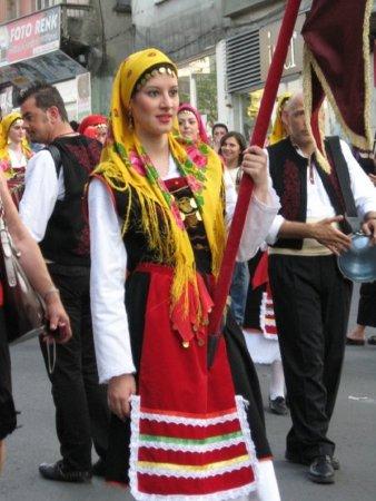 Eregli, Турция: Karadeniz Ereğli Festivali kortej