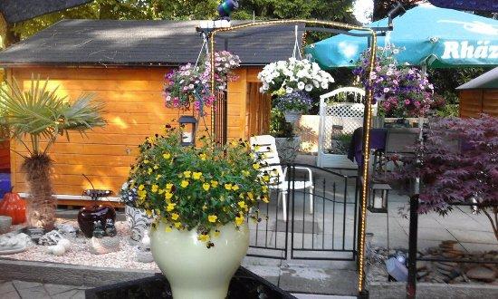 Biel, Zwitserland: Chalet à fondue été comme hiver