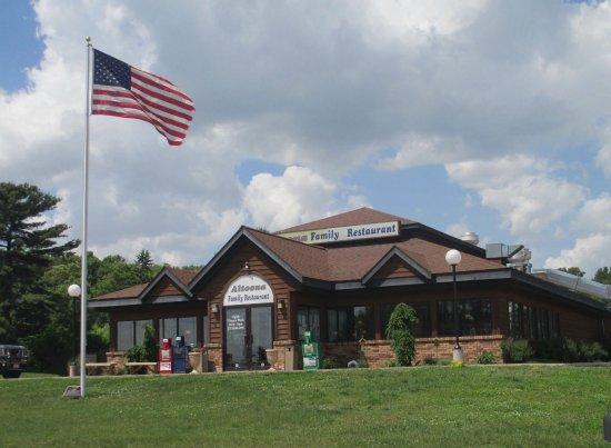 Altoona Family Restaurant ~ USA Country Feel