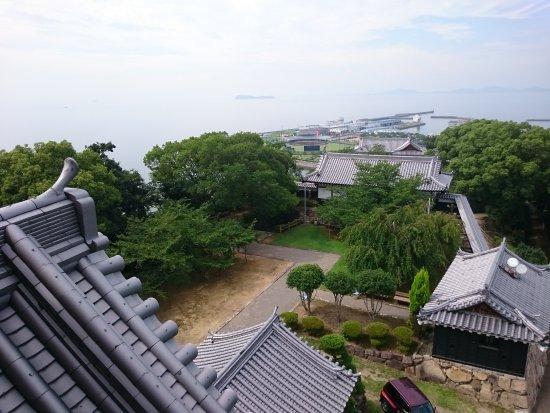 Kawanoejyo Castle