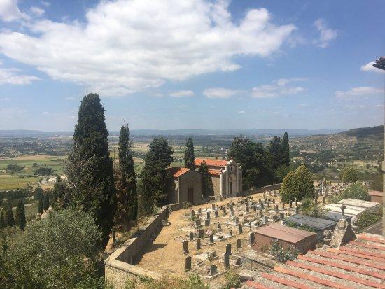 Κορτόνα, Ιταλία: Cimitero della Misericordia