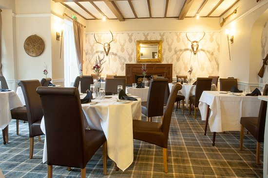 Glenmoriston Arms Hotel: Restaurant