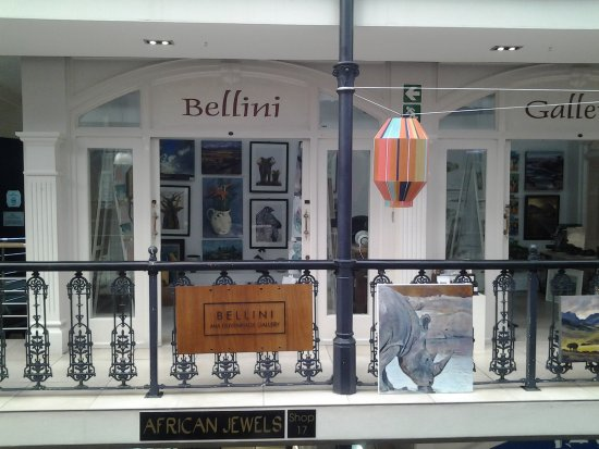 Bellini Gallery: Lots to admire!