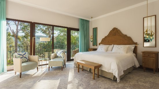 Castillo Hotel Son Vida, a Luxury Collection Hotel: Classic Terrace Suite