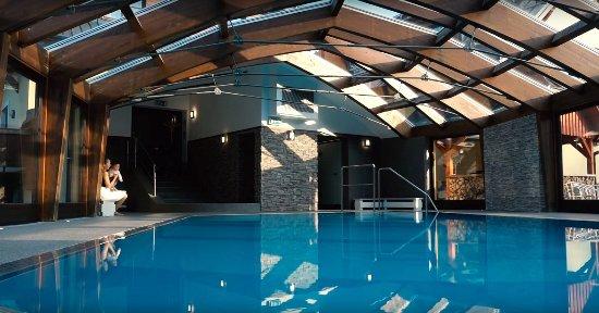 Destne, Repubblica Ceca: Alfa Resort bazén