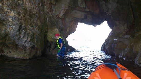 Bugibba Kayak Hire: Cave