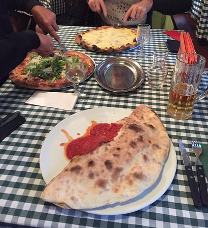 Helmstedt, Germany: Pizzas