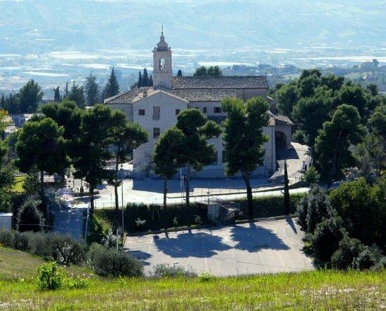 Santuario Santa Maria delle Grazie e San Giacomo della Marca