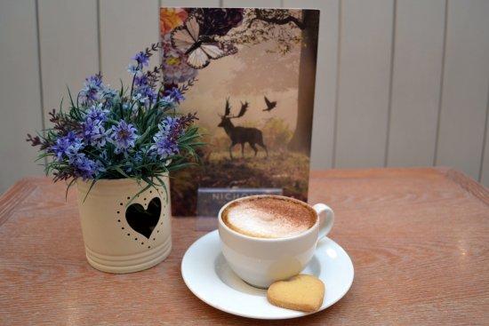 Nicholls Coffee Shop: Cappuccino