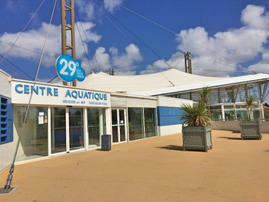Centre Aquatique de Chatelaillon-Plage