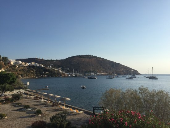 Panteli Beach Hotel Leros