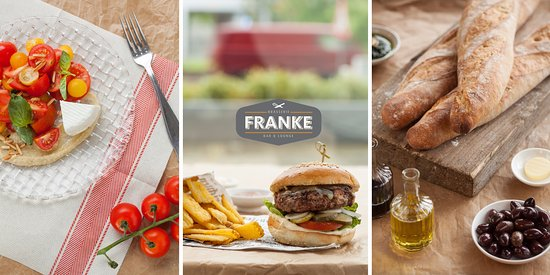 Franke Brasserie, Bar & Lounge: dishes