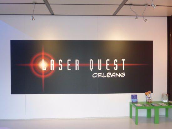 Laser Quest Orleans