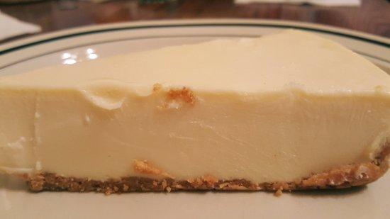 Kingsland, TX: Cheesecake sans berries