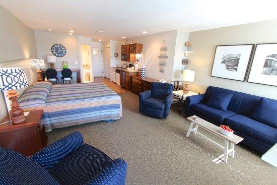 Baileys Harbor, WI: Deluxe Stateroom